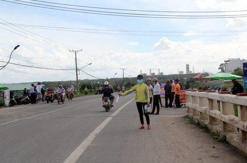 Đất nền Nhơn Trạch ồ ạt tăng giá vì xây cầu Cát Lái